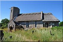 TM3898 : Heckingham Church by Ashley Dace