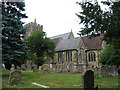 TQ8431 : Church of St Mary the Virgin, Rolvenden by E Gammie
