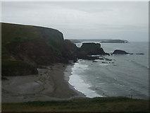SX6345 : Westcombe beach by Steve Carter