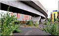 J3474 : Disused car park, Belfast (2) by Albert Bridge