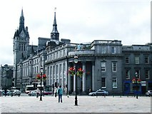 NJ9406 : Aberdeen Town House and Tolbooth by Greig Ritchie