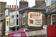 TL4557 : Bulls Dairies, Cambridge by Peter Trimming