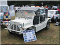 TQ9141 : Mini Moke at Darling Buds Classic Car Show  by Oast House Archive