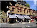 TQ2777 : The Butcher and Grill Pub, Battersea by canalandriversidepubs co uk