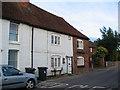 TR1859 : Near Fordwich church by E Gammie