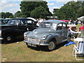 TQ9141 : Morris Minor at Darling Buds Classic Car Show by Oast House Archive