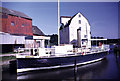 TM2748 : Woodbridge Tide mill 1973 by Chris Hodrien