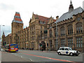 SJ8496 : Manchester Museum by David Dixon