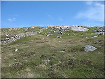 NB0300 : Slopes above Loch Uir, Taransay by David Purchase