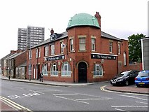 NZ2761 : The Portland Arms, Split Crow Road, Felling by Andrew Curtis