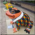 TA0928 : Larkin toads, Hull, (8) by Paul Harrop