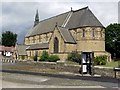 NZ2762 : Christ Church, Church Place, Felling by Andrew Curtis