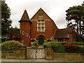 SP0481 : Friends' Meeting House, Bournville by Andrew Abbott