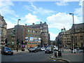 NZ2463 : Collingwood Street, Newcastle by Stacey Harris