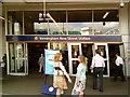SP0786 : Birmingham New Street station entrance by Andrew Abbott