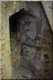 TM3389 : Old Doorway in St Mary's Church by Ashley Dace