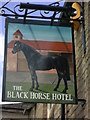 SE1628 : The Black Horse Pub by Ian S