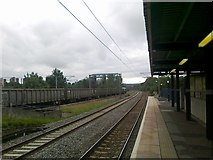 SP0278 : Looking south west from Northfield station by Andrew Abbott
