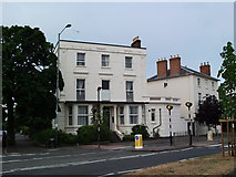 SP3265 : Former youth hostel, 69 Willes Road, Leamington by John Brightley