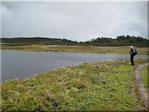 NO0254 : Lochan Oisinneach Mòr by Lis Burke
