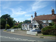 TQ9144 : The Blacksmiths Arms public house, Pluckley Thorne by Stacey Harris