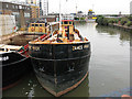 TQ3777 : The James Prior at Brewery Wharf by Stephen Craven