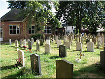 TM3389 : The Catholic school of St Edmund, Bungay by Evelyn Simak