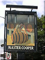 NZ4816 : The Master Cooper by Ian S