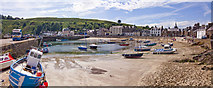 NO8785 : The beach at Stonehaven harbour by Alan Findlay