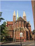TQ3266 : Croydon: St Michael and All Angels church by Christopher Hilton