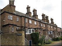 TQ1875 : Church Estate Almshouses by Stephen Craven