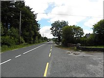 C0809 : Road at Ballygawley by Kenneth  Allen