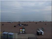 TQ3003 : Brighton Beach by Chris Whippet