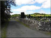 C0913 : Graveyard, Stackarnagh by Kenneth  Allen