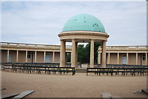 TG2007 : Eaton Park - bandstand by N Chadwick