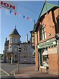 SX9265 : Corner in St Marychurch by Derek Harper