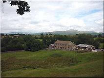 SD7266 : Brockabank Barn, Keasden by Karl and Ali