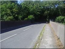 TQ1148 : Railway bridge, Abinger Hammer by David Howard