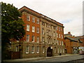 SK5640 : Former postal sorting office, Derby Road by Andrew Abbott