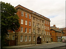 SK5640 : Former postal sorting office, Derby Road by Andrew Abbott