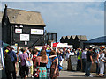 TR1066 : Whitstable oyster festival (1) by Stephen Craven