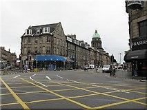 NT2473 : Edinburgh West End by M J Richardson