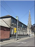 N8056 : St Mary's Convent National School in St Patrick's Street by John M