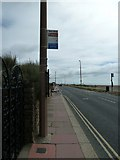 TQ1602 : Bus stop in  Brighton Road by Basher Eyre