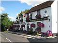 TQ4459 : The Blacksmith's Arms, Cudham by Oast House Archive