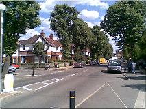 TQ1977 : Grove Park Road by Burgess Von Thunen