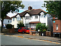 SP5009 : Houses in Wentworth Road, Oxford by Brian Robert Marshall