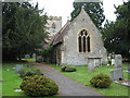 SP0746 : South Littleton Church by Philip Halling