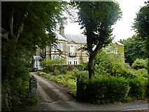 SK0573 : Vera Brittain lived here by Peter Barr