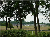 SE4422 : Pontefract Racecourse by Ian S